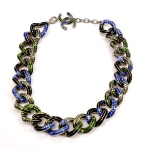 Collier Chanel multicolor