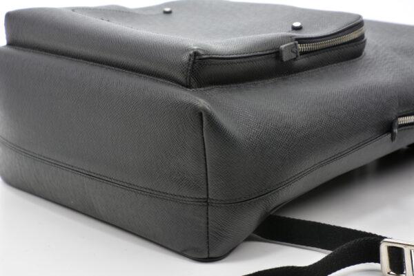 Sac à dos Louis Vuitton, cuir Anthracite