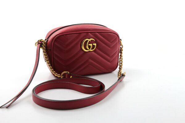 Gucci Marmont Rouge,