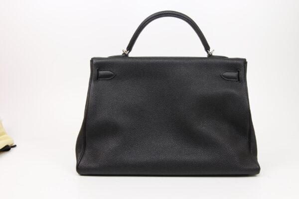 Hermes Kelly 40 noir