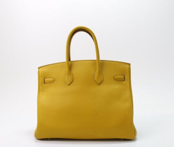Hermes Birkin 35 ambre