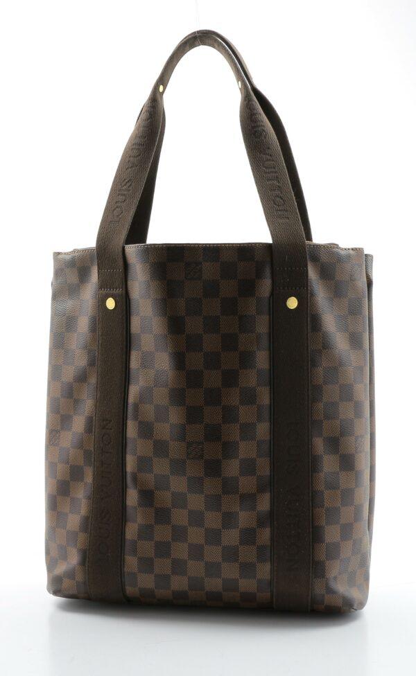 Sacs à main Louis Vuitton Cabas Beaubourg