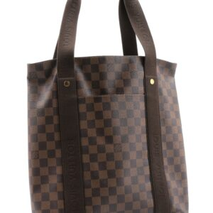 Louis Vuitton Beaubourg en toile Marron
