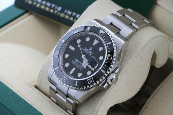 Rolex Submariner neuve date 41 m/m, Noir