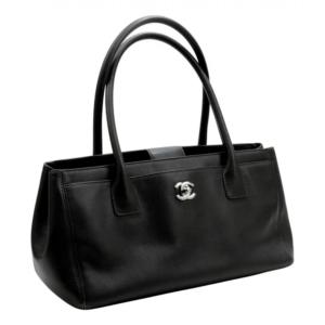 Chanel Executive en cuir Gris