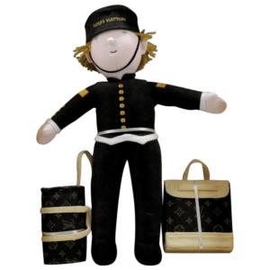Louis Vuitton Bellboy Groom Doll
