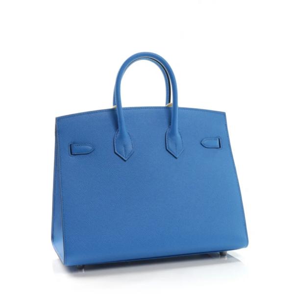 Hermes Birkin 25 Bleu